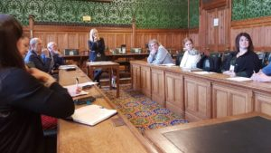MP Tracy Brabin fostering roundtable