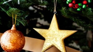 Charity Christmas tree