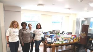 Little Lives supports St Christopher's with donations and work placements for young people