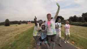 Charity Color Run